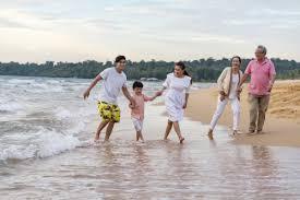 du lịch cùng gia đình dịp nghỉ lễ 30-4 và 1-5