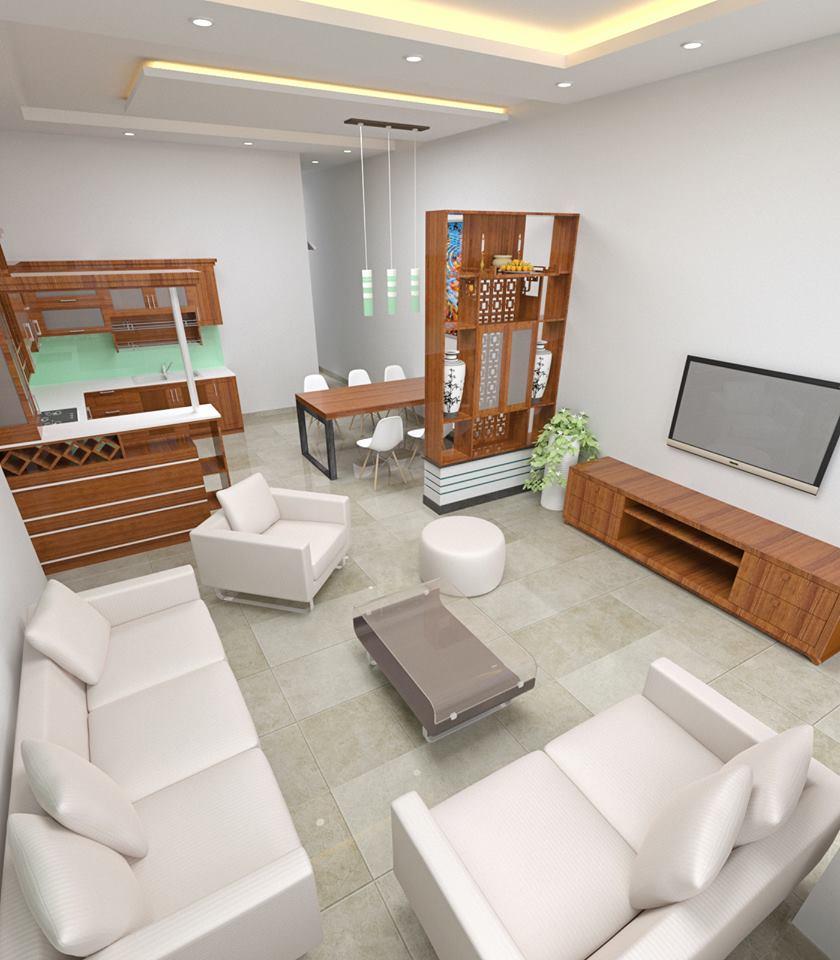 nội thất nhà cấp 4