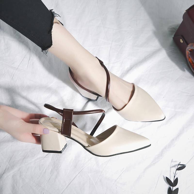 mẫu sandals nữ đẹp 2019