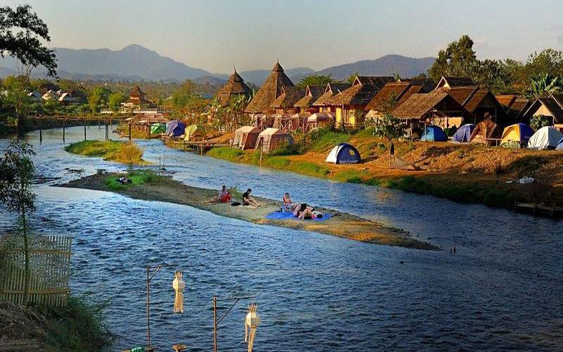 thị trấn Pai Thái Lan