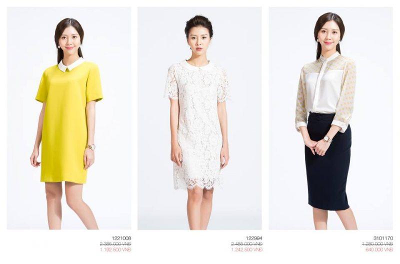 Top 5 thương hiệu thời trang công sở