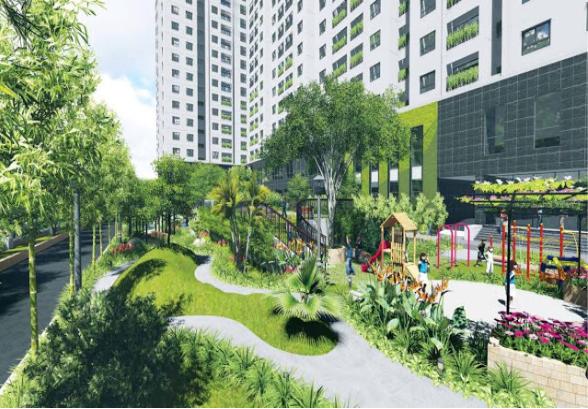 dự án Imperia Eden Park