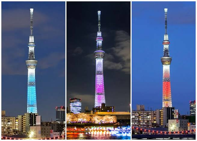 Top 10 địa điểm chụp ảnh đẹp ở Tokyo Nhật Bản