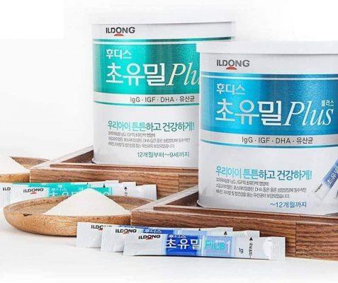 sữa non idong Hàn Quốc
