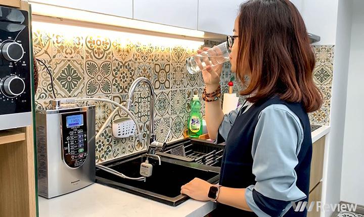 Đặc điểm và các công dụng của máy lọc nước Panasonic