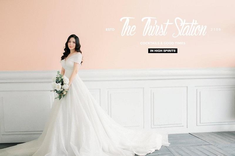 studio chụp ảnh cưới đẹp tại Thanh Oai