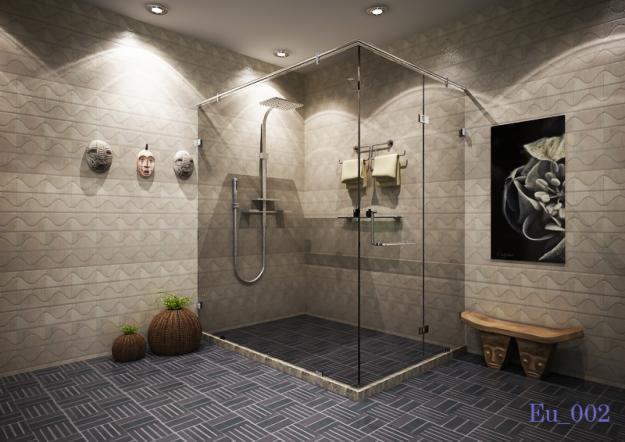 Mẫu cabin tắm đứng đẹp