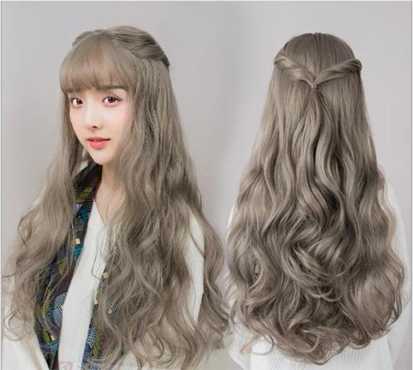 màu tóc hot trend 2021