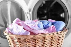 Cách giặt dồ bằng máy giặt